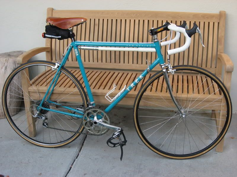 old trek bicycles | Vintage TREK owners out there? - Page 2