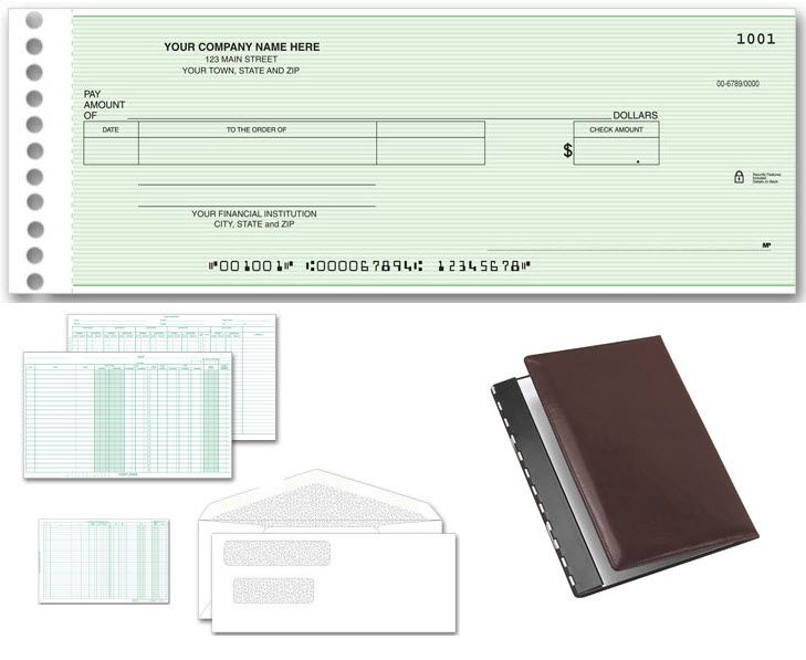 Trust Accounting One Write Check System Item Number 152001 This - employee clearance form
