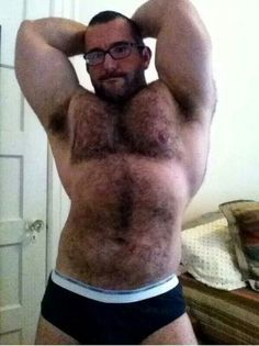 Bear gay muscle