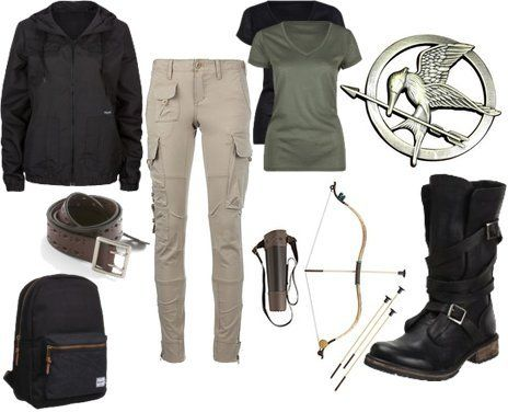 your best halloween costume ever katniss everdeen three ways - Primrose Everdeen Halloween Costume