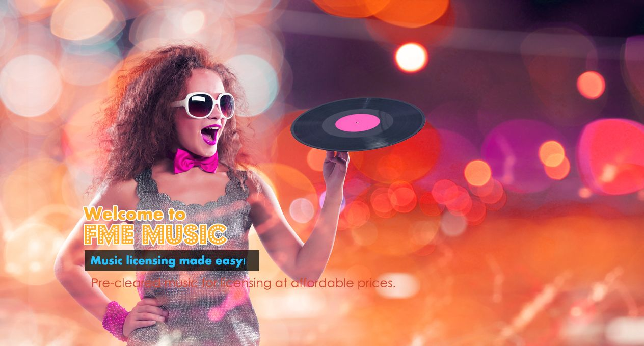 Download Pre Cleared Music, Vocal & Instrumental