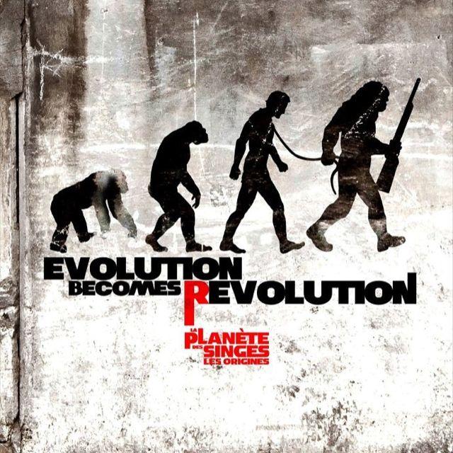La planete des singes: les origines