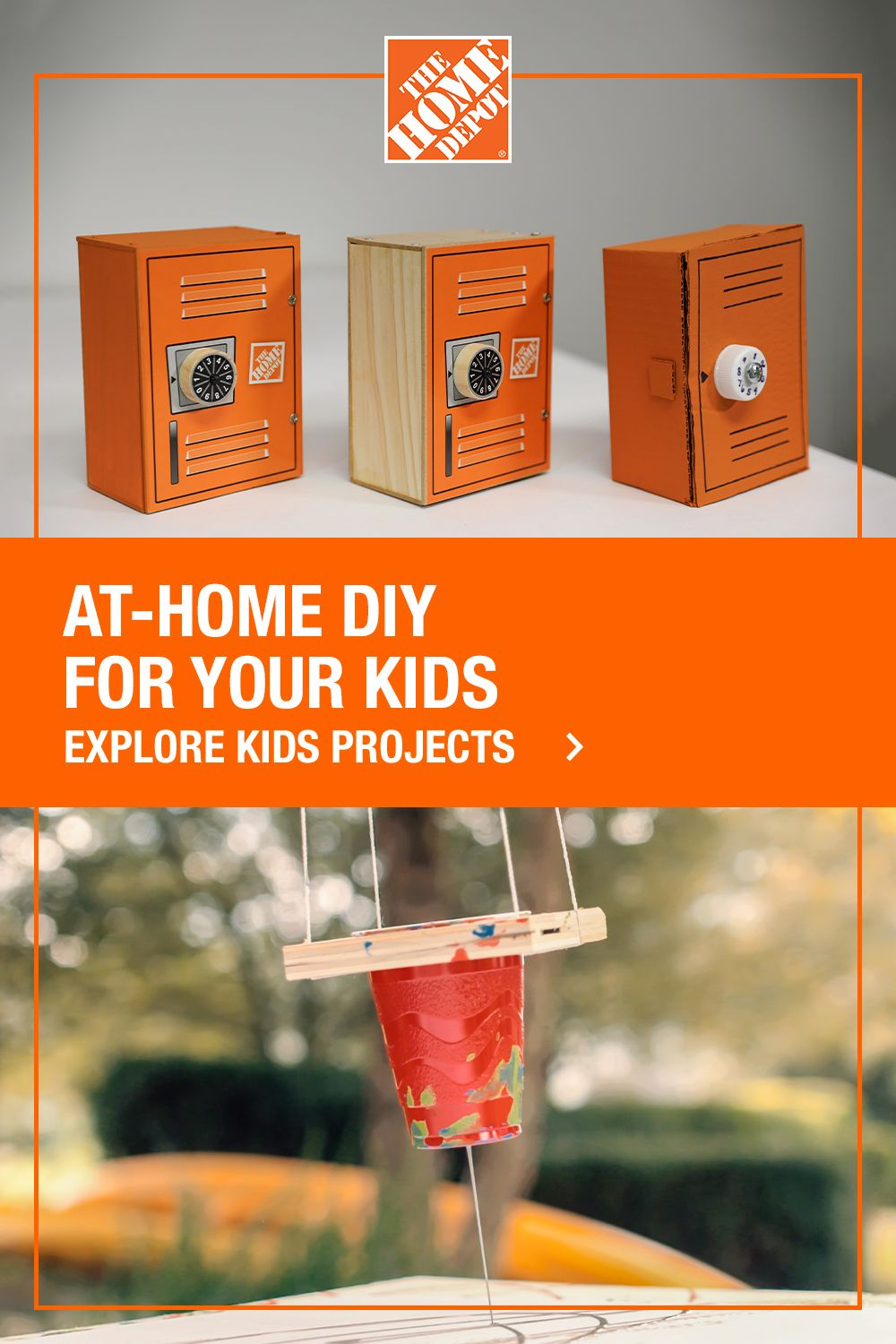Discover Kids Projects And Activities Online From The Home Depot In 2020 Kids Workshop Projects For Kids Craft Activities For Kids