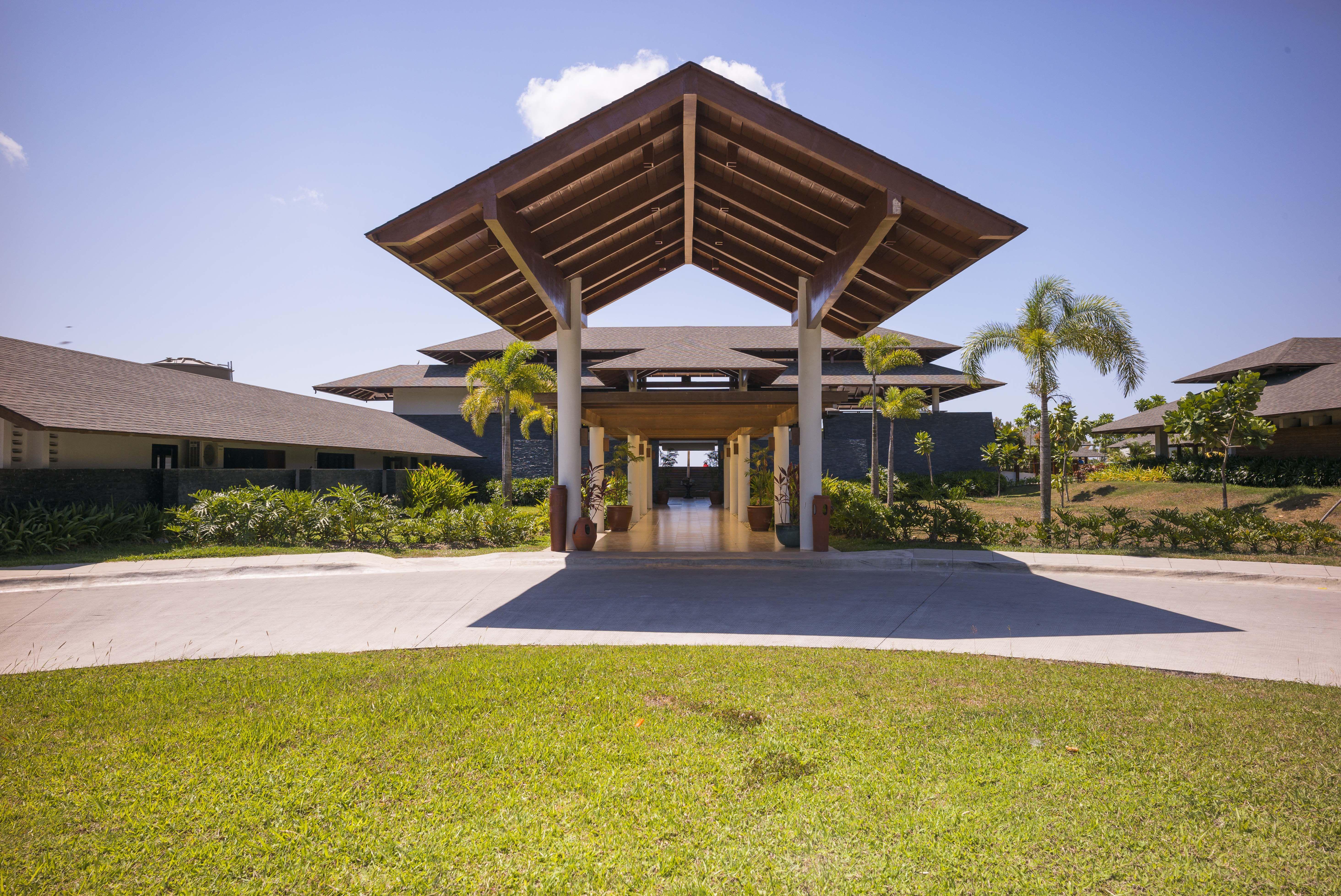Playa Laiya Entrance Outdoor Structures Outdoor Gazebo