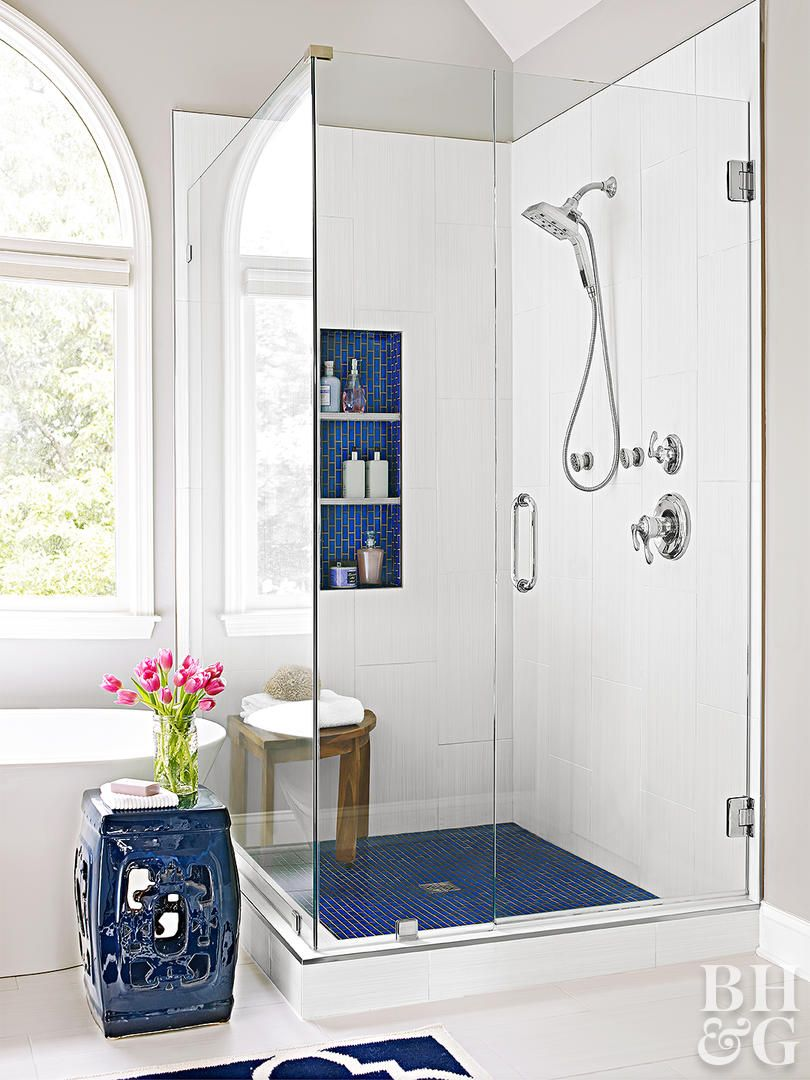 31 Walk In Shower Ideas That Will Take Your Breath Away Small Bathroom With Shower Shower Floor Bathrooms Remodel