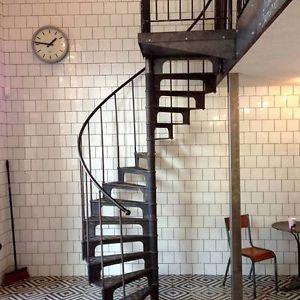 Spiral Staircase Home Garden Ebay Spiral Staircase | Spiral Staircase For Sale Ebay | Stair Railing | Stair Case | Wrought Iron Spiral | Handrail | Attic Stairs