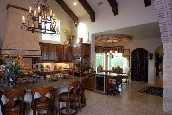 Exquisite Kitchen With Stunning Cabinets And Granite Countertops By Stadler  Custom Homes
