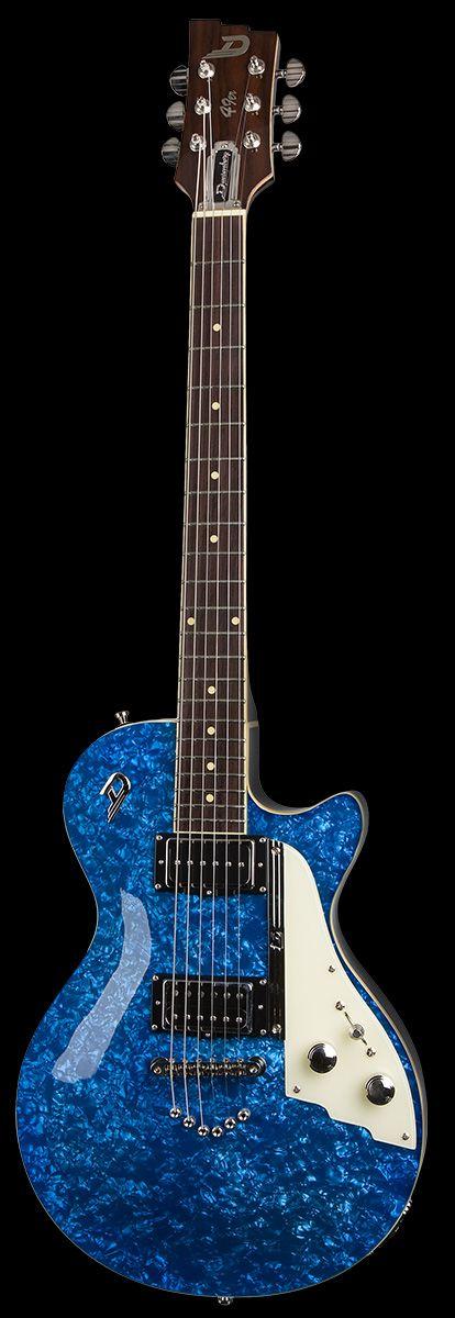 Duesenberg 49'er, Blue-Pearloid