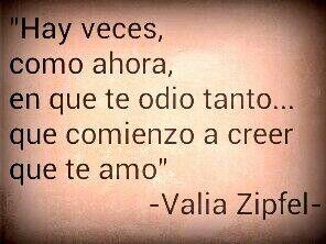 #amor #odio