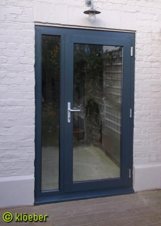 French And Single Doors Aluminium French Door Gallery