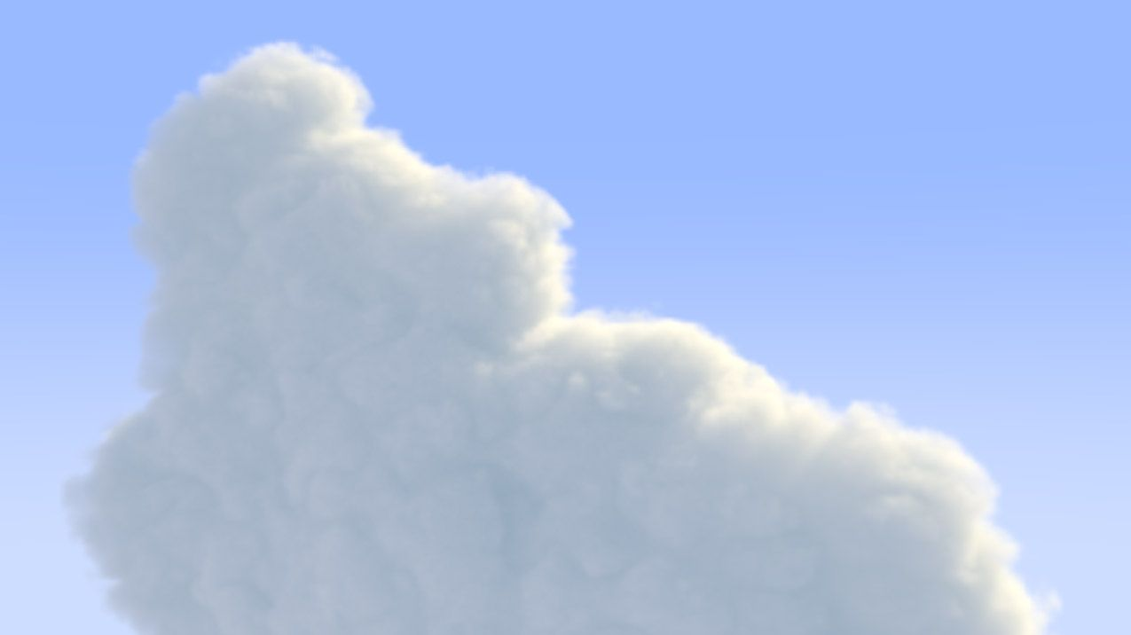 sidefx, vfx, houdini, volumetric clouds, maya, arnold, solid