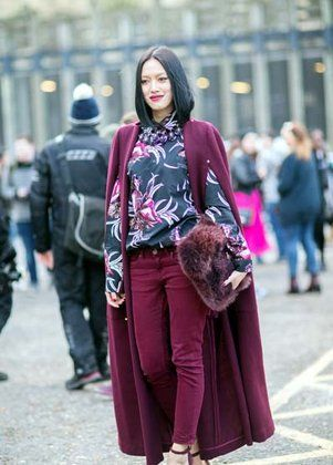 The Best Street Style Looks From London Fashion Week #1