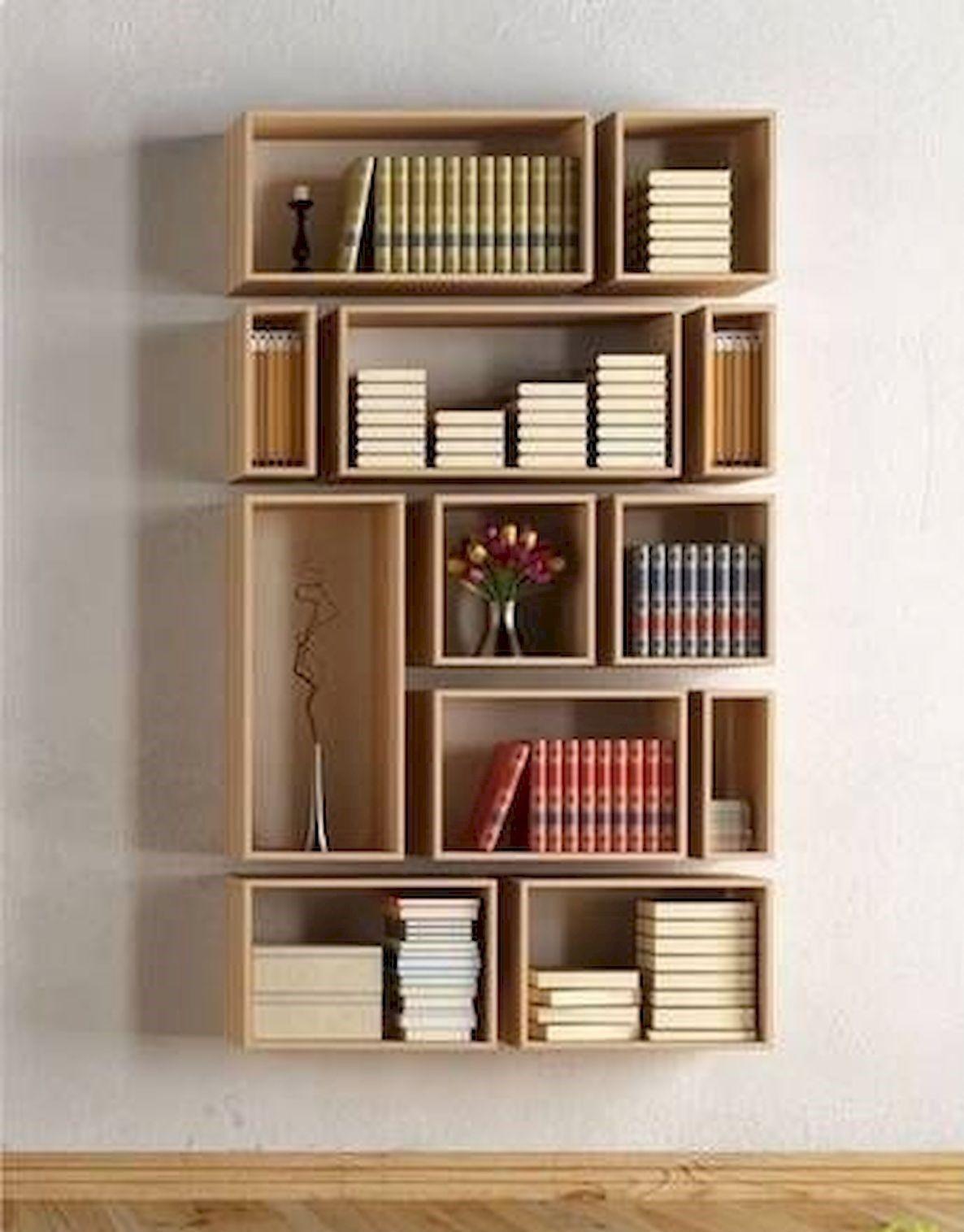 50 amazing diy bookshelf design ideas for your home
