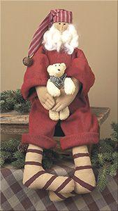 C6506 Small Goodnight Santa