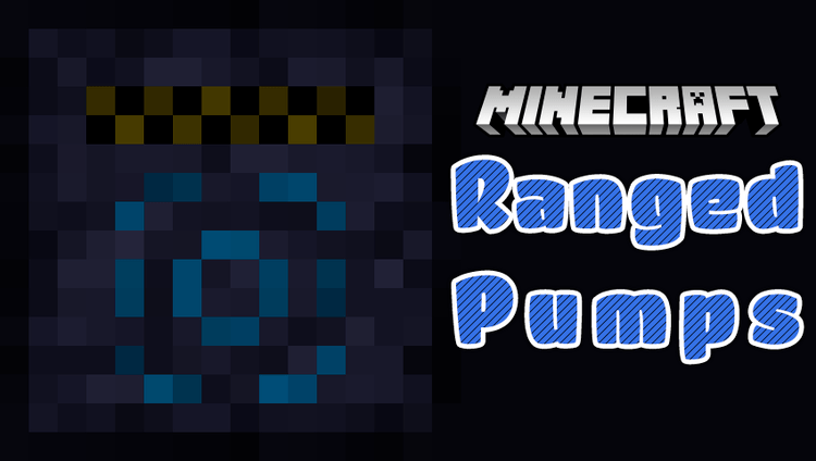 Ranged Pumps Mod 1 11 2/1 10 2 for Minecraft is about the