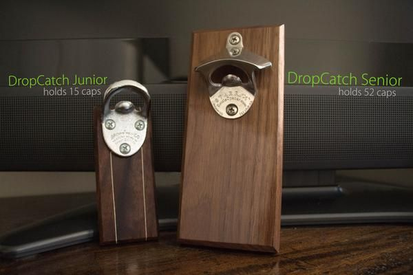 Dropcatch Magnetic Bottle Opener For The New Wet Bar Future