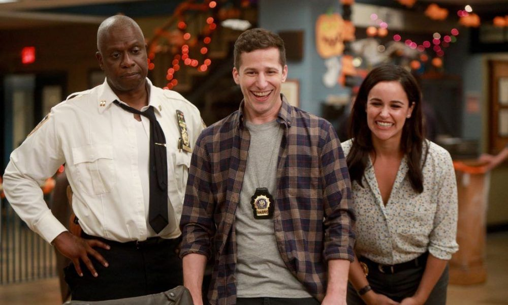 Brooklyn Nine Nine Season 5 Episode 4 Photos Halloveen Brooklyn