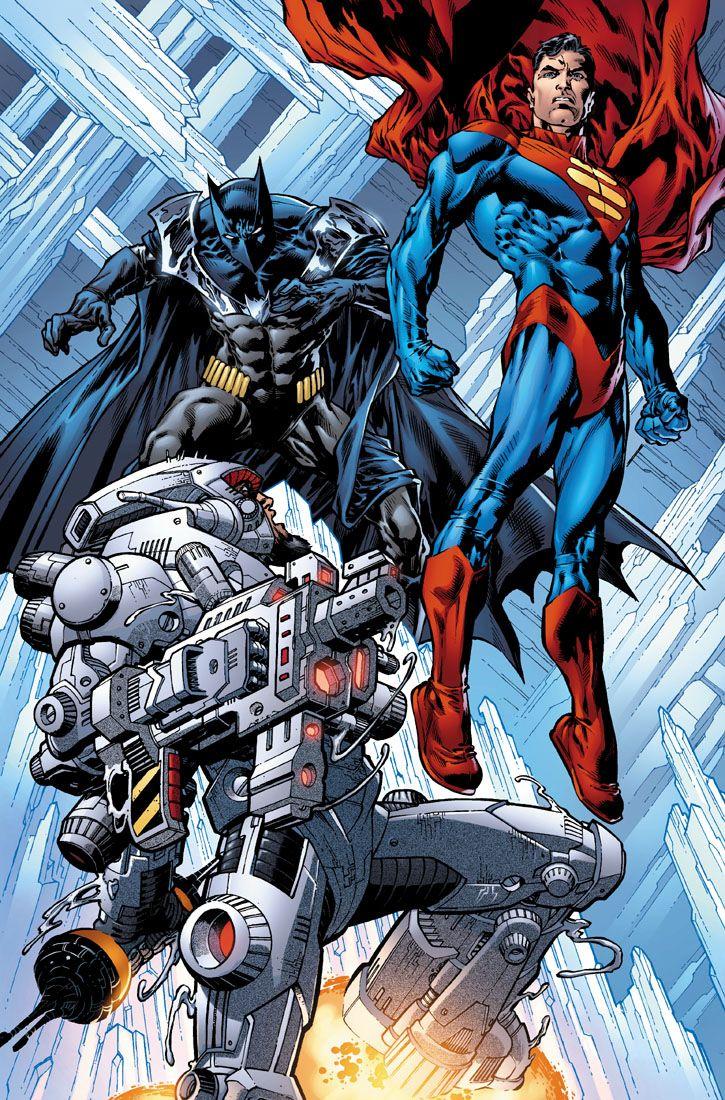 Superman Batman 79 P16 By Blondthecolorist Deviantart Com Dc Comics Art Dc Comics Heroes Dc Comics Characters
