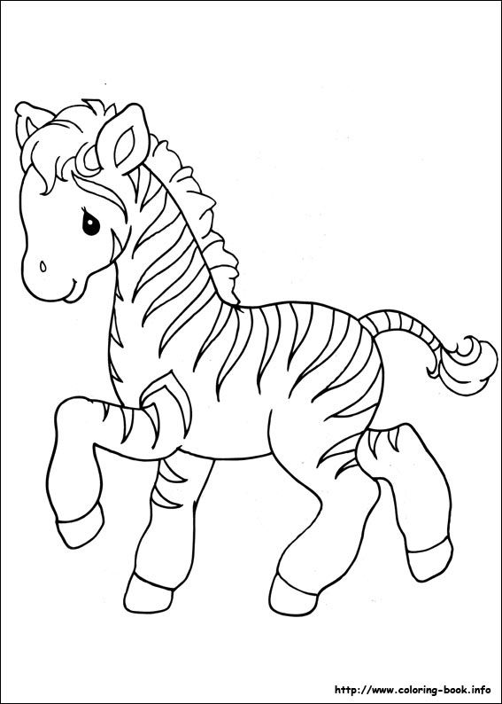 Zebra Coloring Pages Zebra Coloring Pages Animal Coloring Pages
