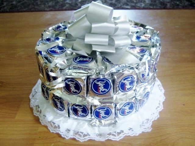Image Result For York Peppermint Patty Birthday Cake