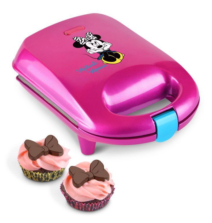 Disney dmg7 minnie mouse cupcake maker mini pink