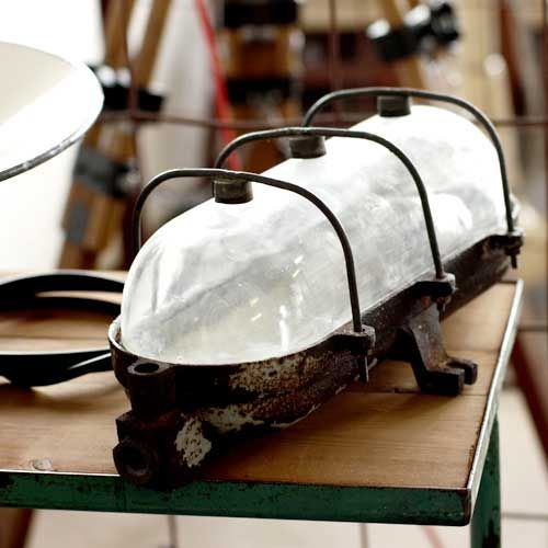 Vintage Bully wandlamp bij Factory800