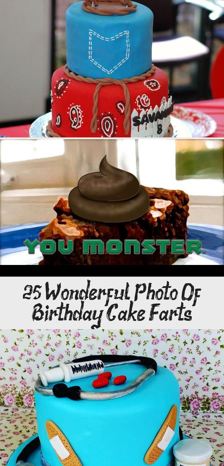 Birthday Cake Farts Pin Nicki Spears On Unicorn Farts And