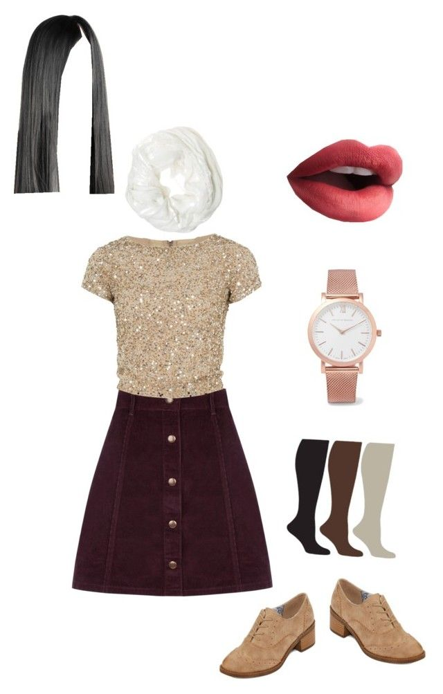 Fall-ing for you by designedbymimi on Polyvore featuring polyvore, fashion, style, Alice + Olivia, Oasis, POP, Larsson & Jennings, Betsey Johnson and clothing