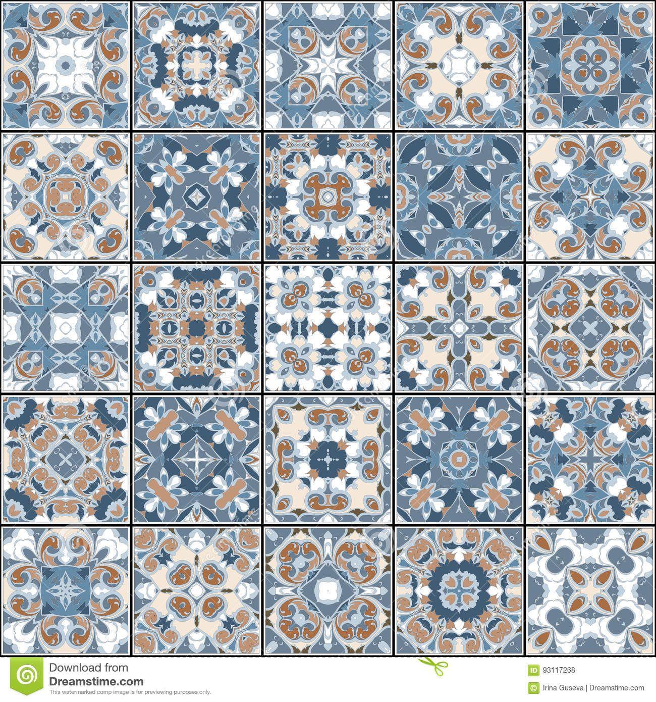 Foto acerca una colecci n de baldosas cer micas en colores for Comprar losetas vinilicas pared