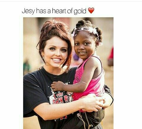 Yeah,it's truth. Jesy Nelson/Little Mix