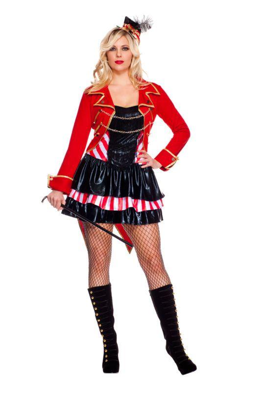 436e96f4e3818 Plus Size Women's Sexy Queen Ravishing Ring Master Circus Ringmaster  Halloween #master #circus #ringmaster #halloween #ring #ravishing #size  #womens #sexy ...