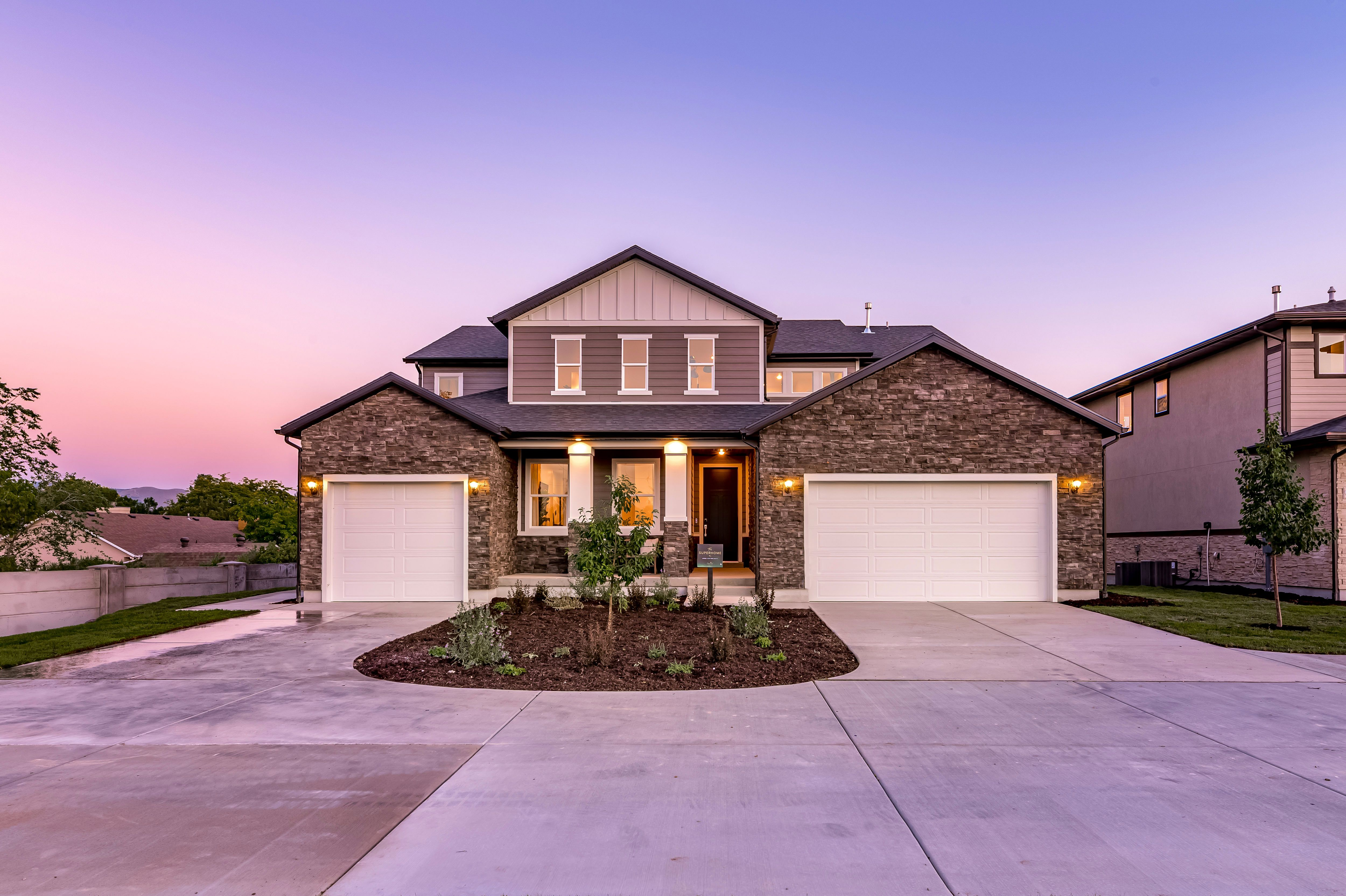 Superhome In 2021 New House Plans New Homes For Sale Model Homes