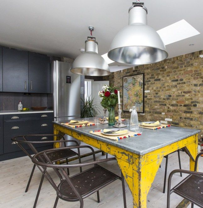 So British Cocinas Decoracion De Unas Interiores
