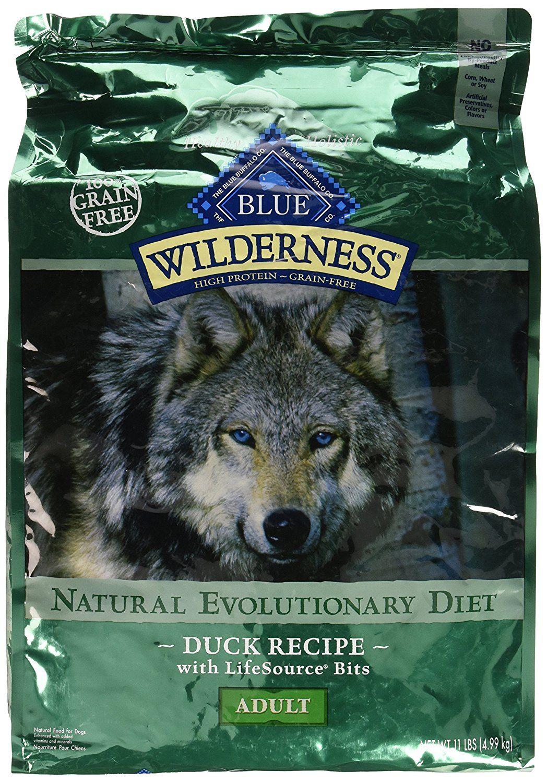 Blue Buffalo Wilderness Grain Free Dry Dog Food Duck Recipe 11