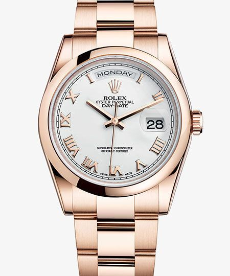 Rolex Day Date Frauen