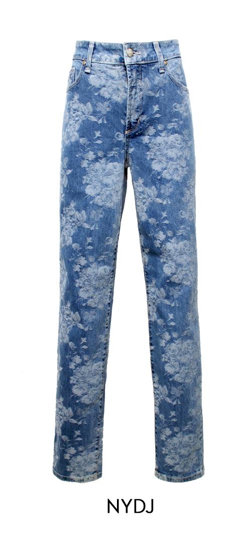 edbbf1753d3 Jeans de flores