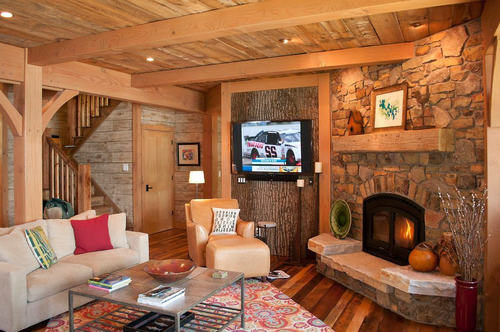 rustic basement design ideas. Rustic-basement-decorating-ideas-family-room-rustic-with- Rustic Basement Design Ideas