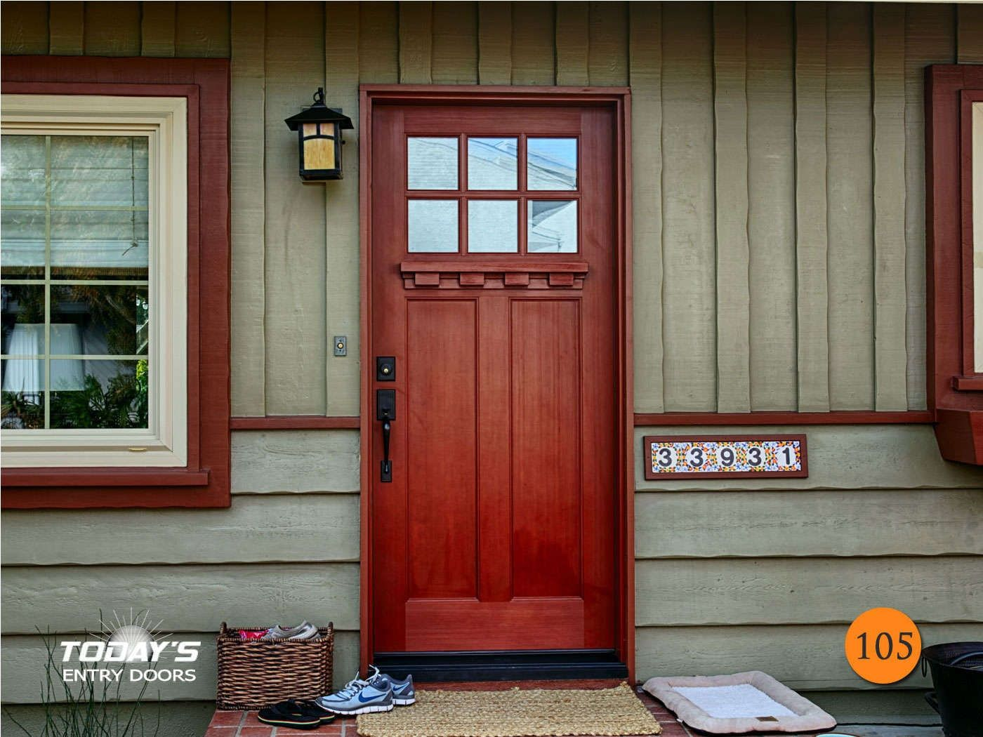 Front doors for craftsman style homes thewrightstuff