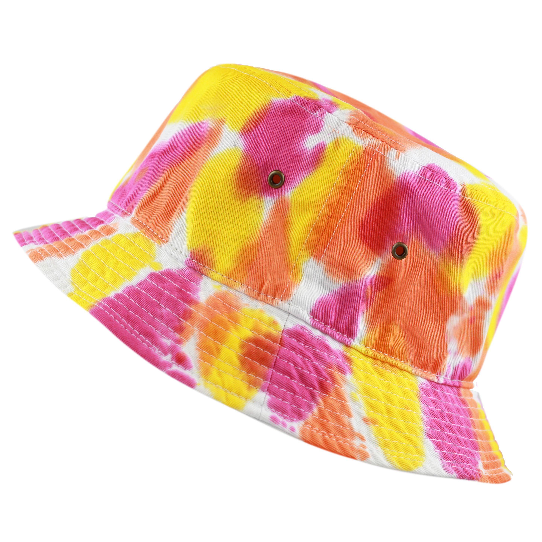 a03d863f Tie Dye Bucket Hat ในปี 2019 | dipanddyeproject | Hats Tie Dye และ ...