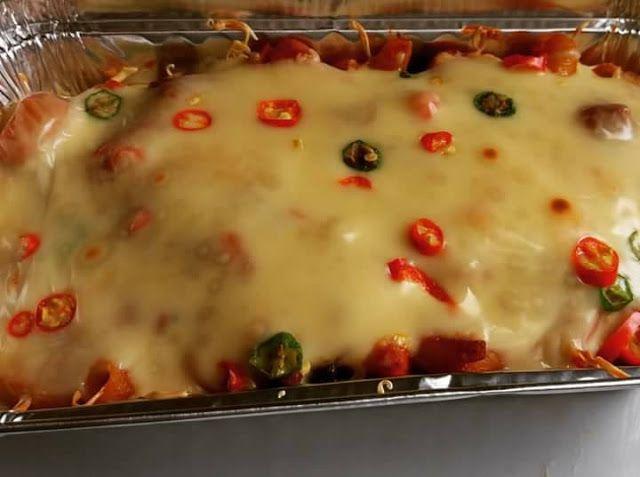 Pin By Resepi Senang On Koleksi Resepi Azlina Ina Macaroni Cheese Macaroni Food