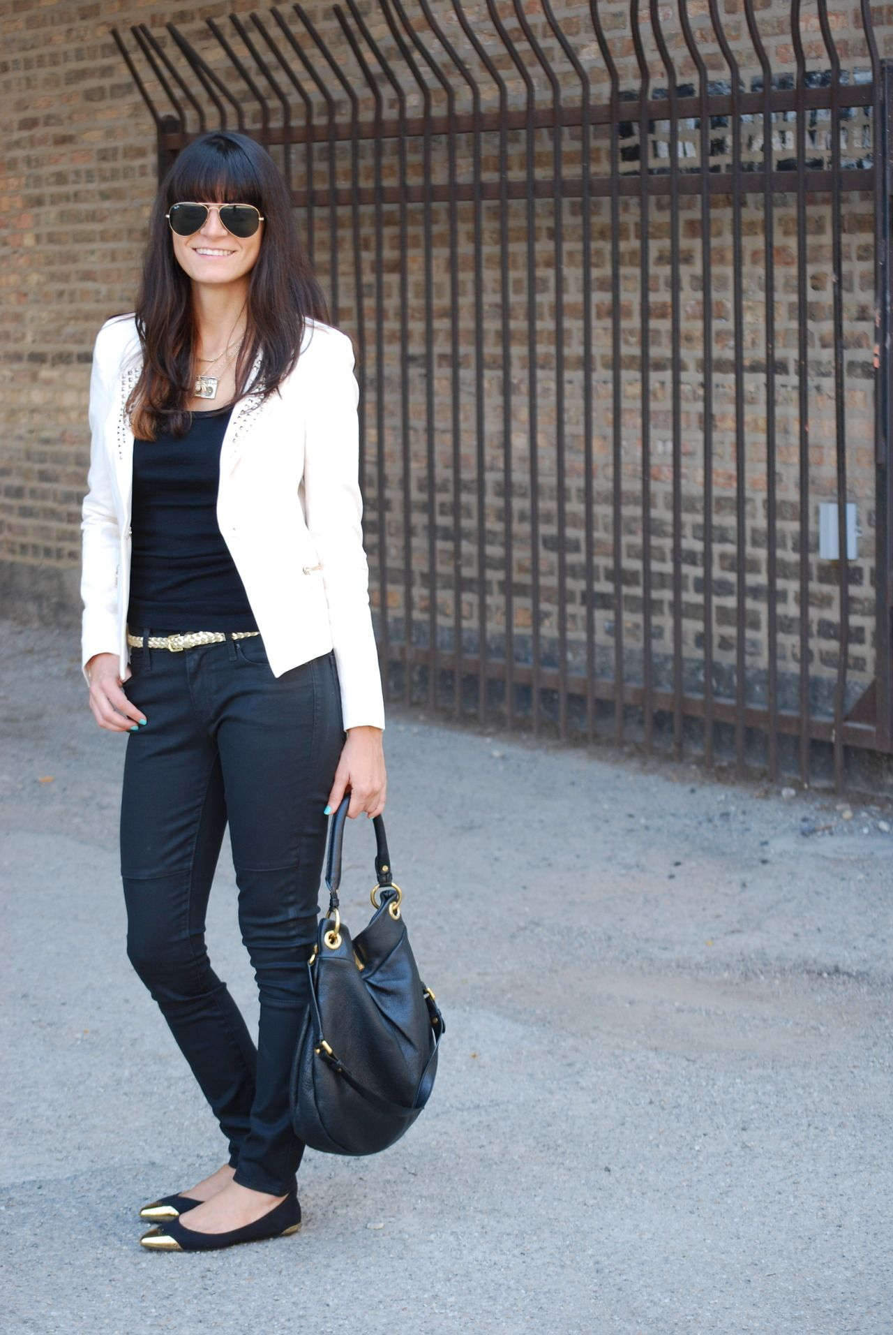 A pair of Gap jeans as featured on the blog @Peggy