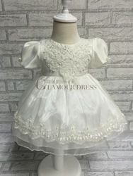 15110542fac3 Online Shop pcs/set Infant Girl White Princess Lace Baptism Dress Toddler  Baby Girl Chiffon Dresses Newborn Baby girl Christening Gown|Aliexpress  Mobile