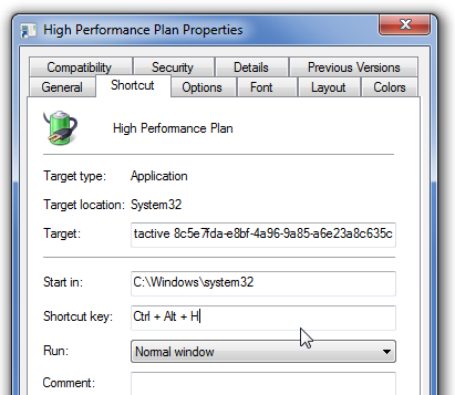 Create A Shortcut Or Hotkey To Switch Power Plans  Instructional