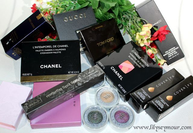 Makeup Items For Review on FFFBO50 this Month