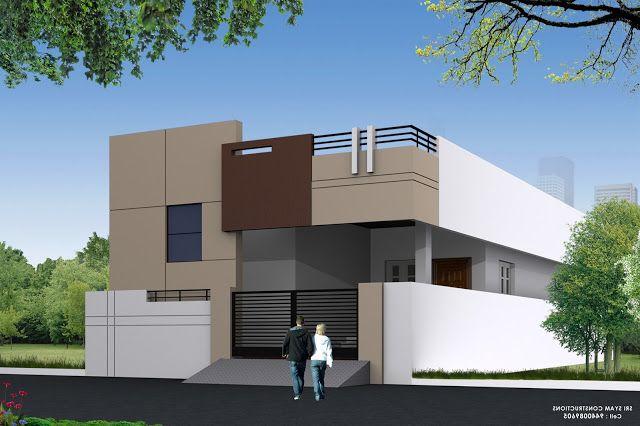 Single floor house elevation designing photos home designs interior decoration ideas also smallest pinterest rh