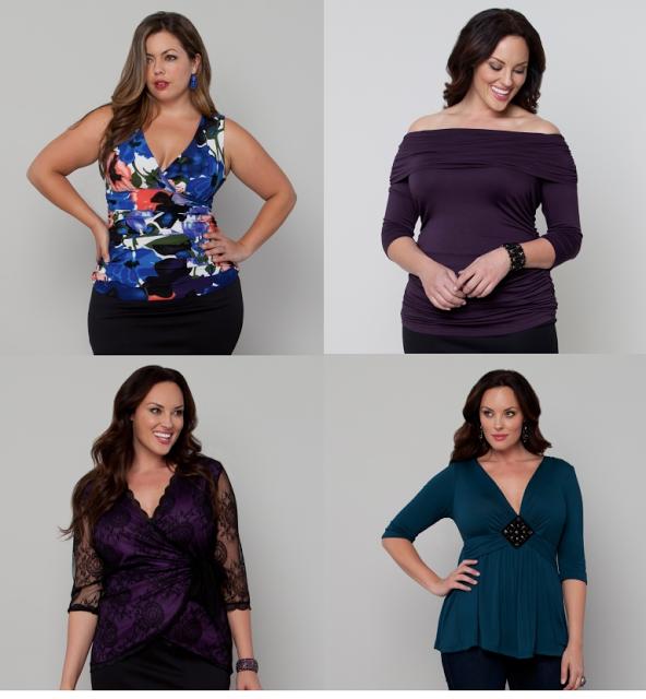 regia y fashion blusas de moda para gorditas plus size blouses