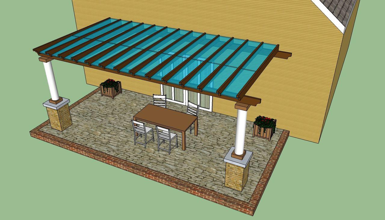 covered pergola design for others pinterest covered pergola