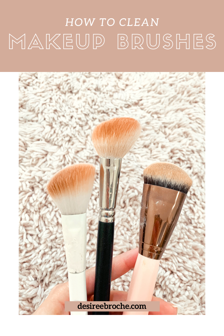 How to Clean & Sanitize Makeup Brushes in 2020 Makeup