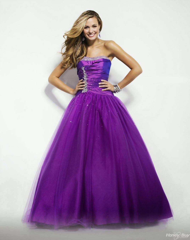 Los mejores vestidos de gala para adolescentes | Moda 2014 ...
