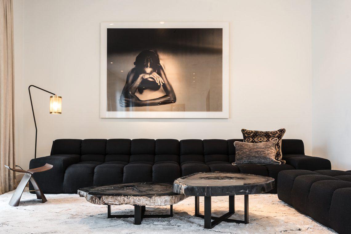 Luxury Living Rooms, Minimalist Interior, Showroom, Sofa